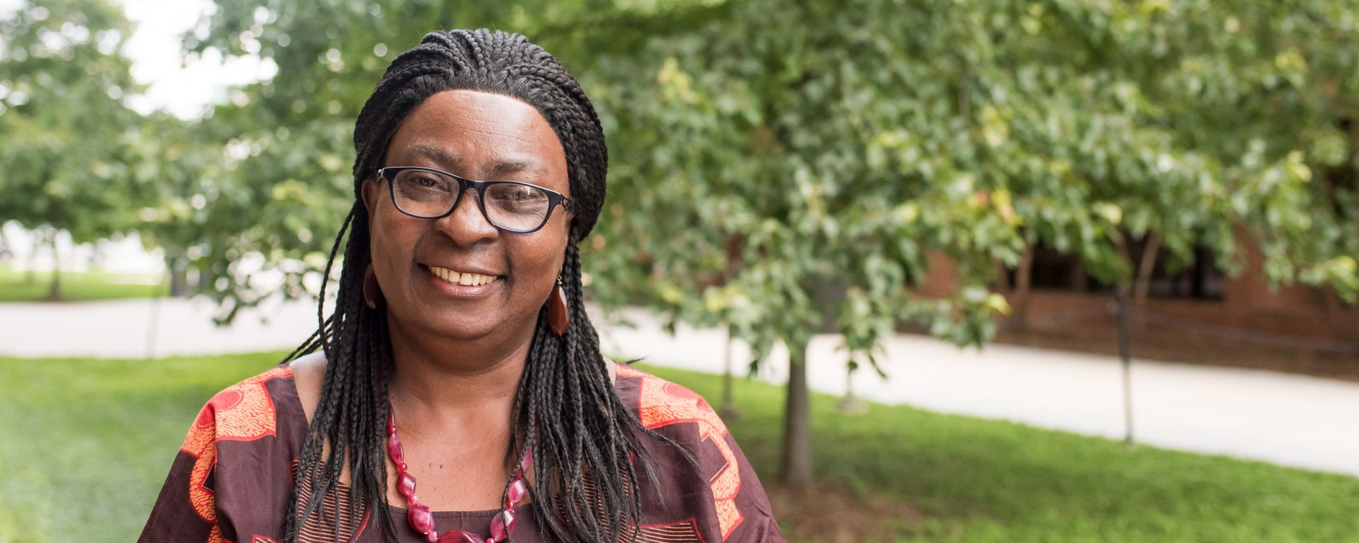 UMBC's Gloria Chuku receives international award for influential scholarship in Africana studies