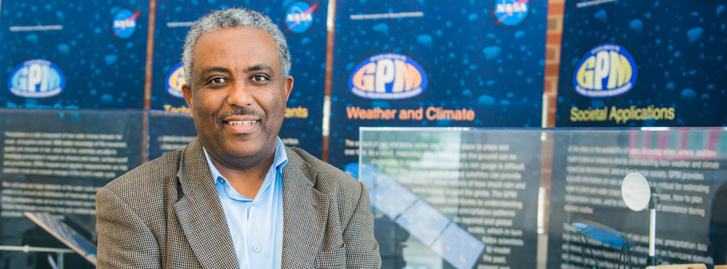 Belay Demoz, director of JCET and leading climate scientist, elected as a fellow of the American Meteorological Society