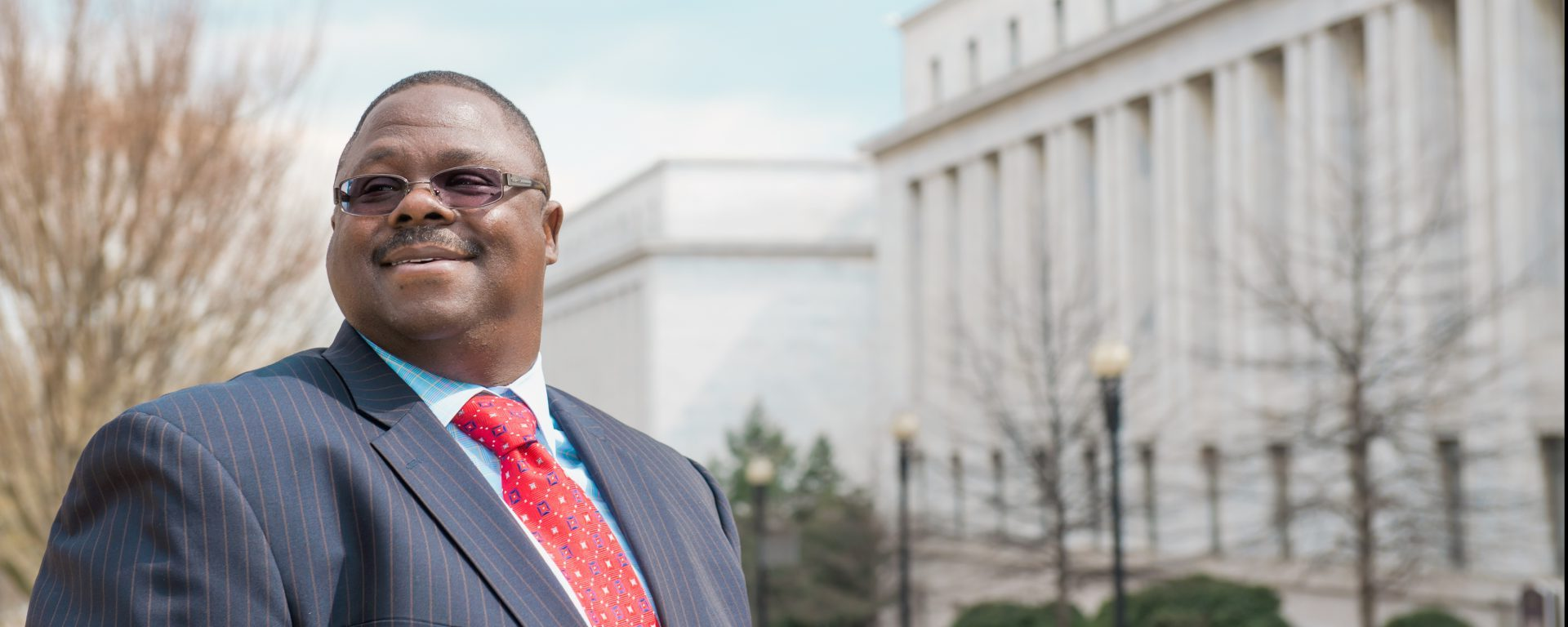 UMBC's Tyson King-Meadows becomes an ACE Fellow, as an emerging national higher ed leader