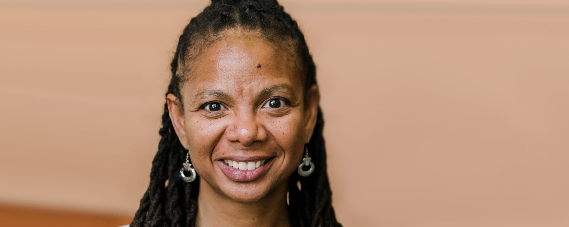 Kimberly Moffitt appointed interim dean of UMBC's College of Arts, Humanities, and Social Sciences