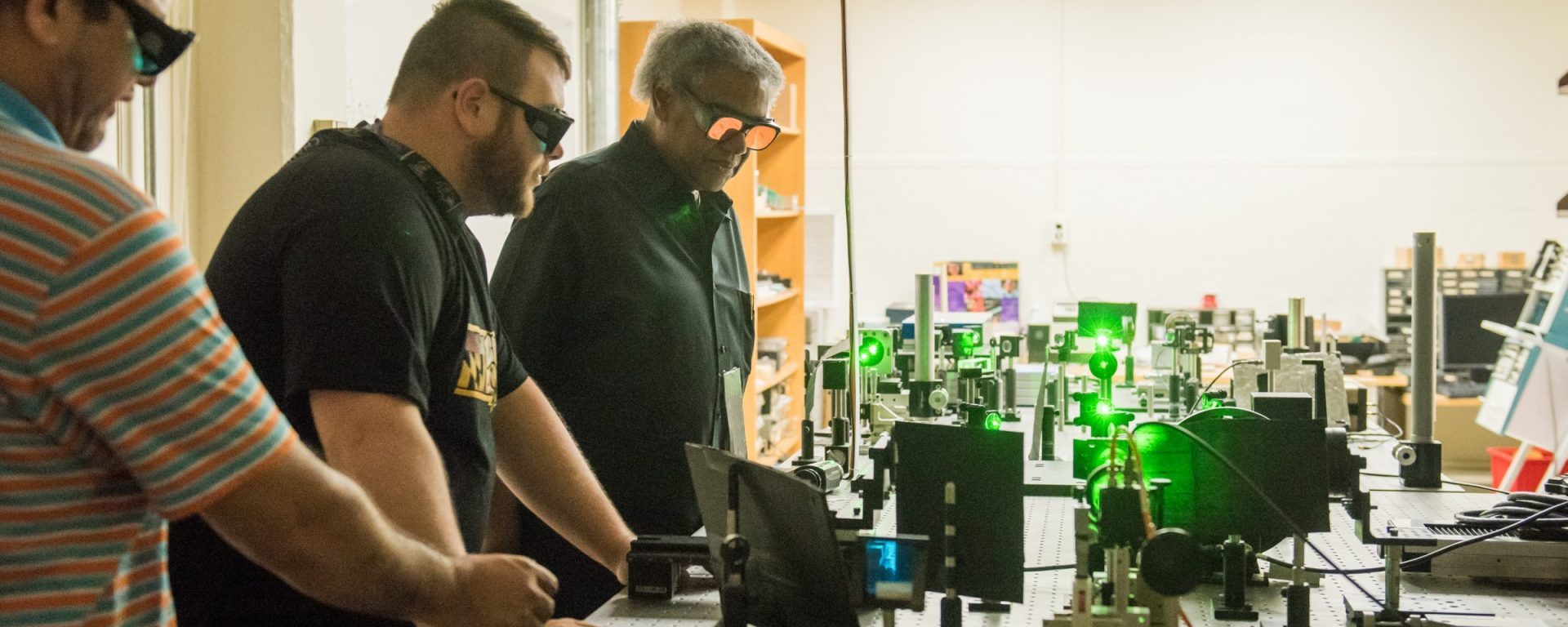 UMBC's Anthony Johnson, pulse laser innovator, elected a member of the American Academy of Arts and Sciences
